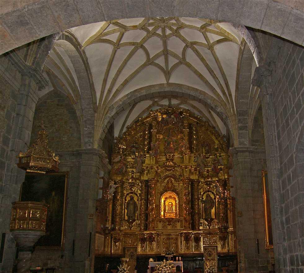Iglesia en Santuario De La Bien Aparecida