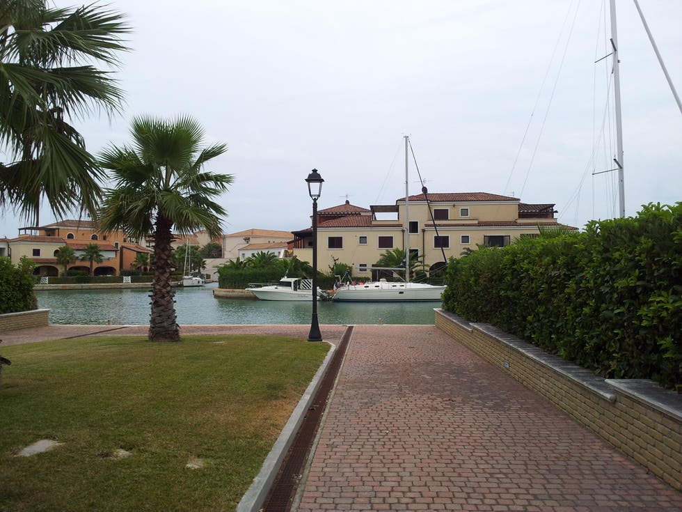 Resort en Residenze Marinagri
