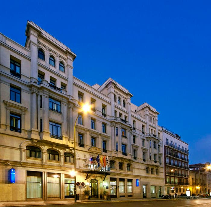 Photos De Fa Ade Tryp Madrid Atocha Hotel Madrid 696390