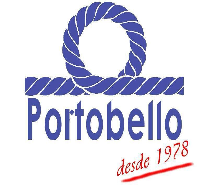Logotipo en Restaurante Portobello (Rosario Pino)