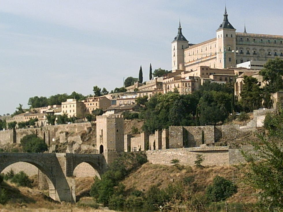 Photos of Old Walls of Toledo - Images