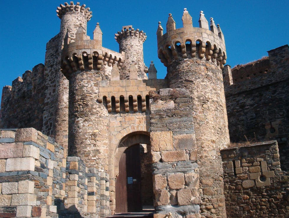 Architecture in Ponferrada