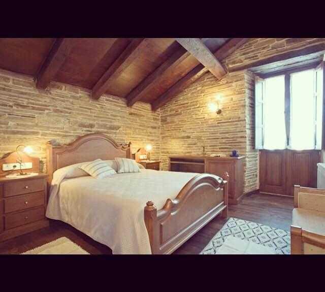 Sala en Casa Rural La Posada De Oscos