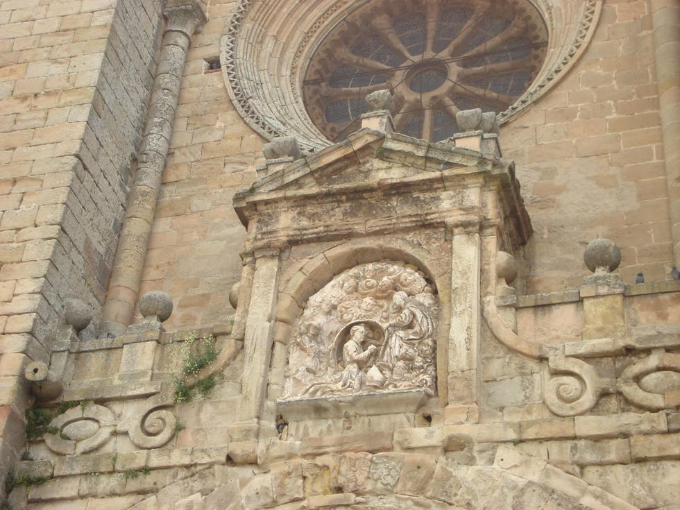 Catedral en Casco antiguo de Sigüenza