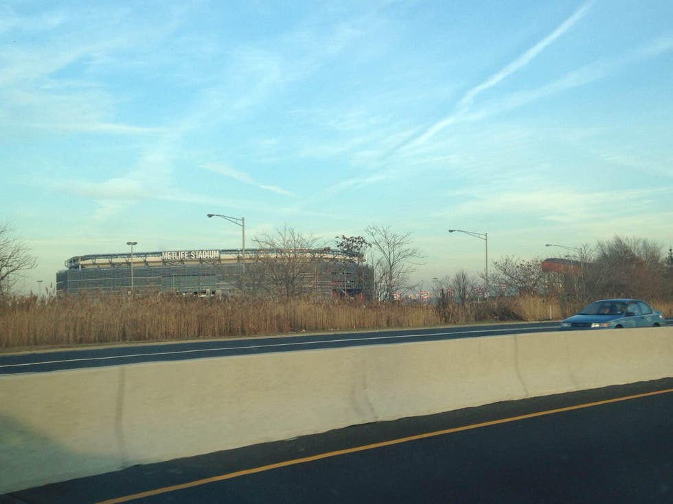 Transport in East Rutherford