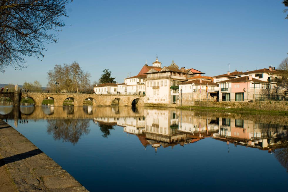 Town in Chaves