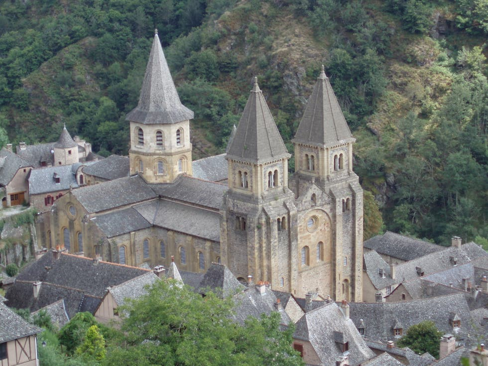 Ancient History in Conques