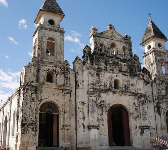Pueblo en Iglesia de Guadalupe