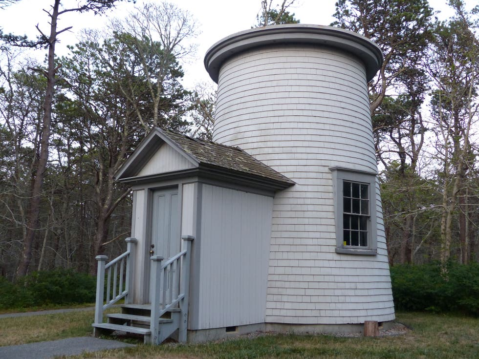 Shed in Eastham