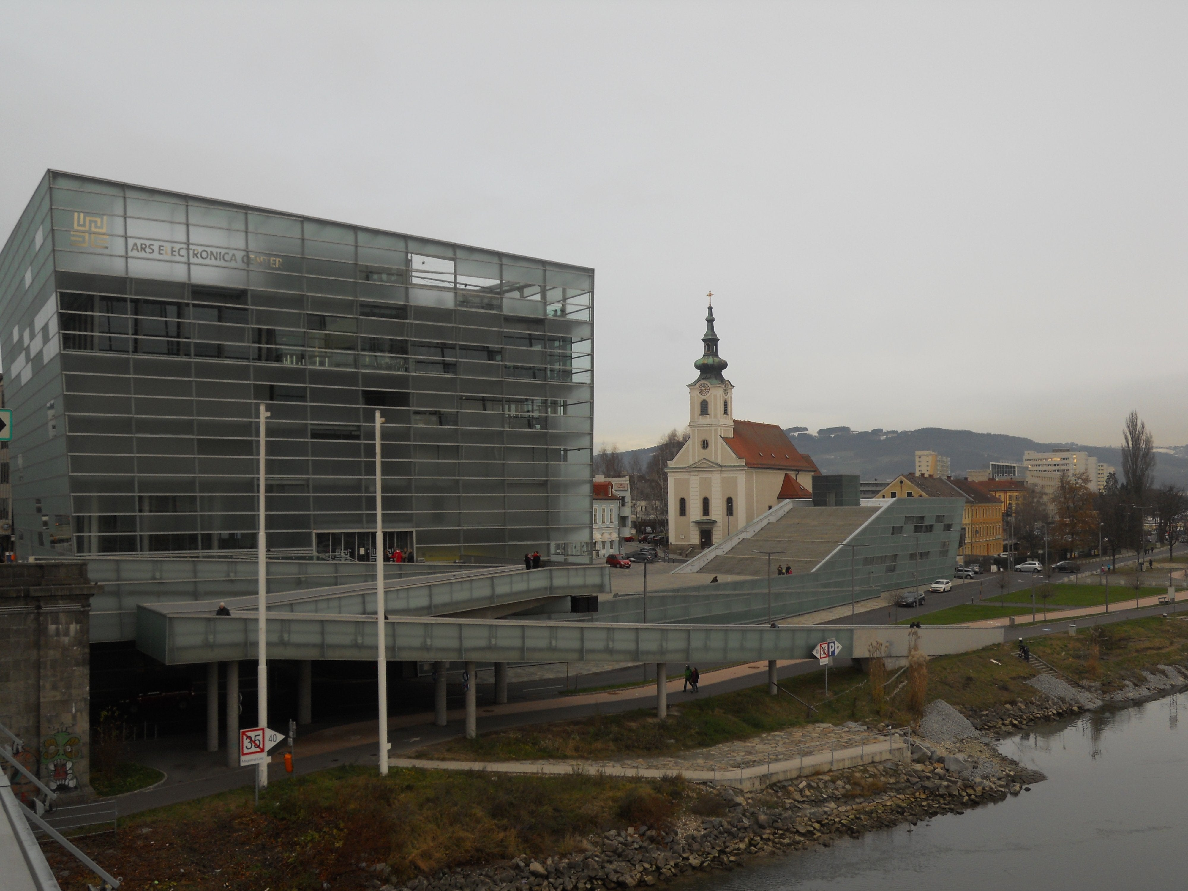 Architecture in Linz