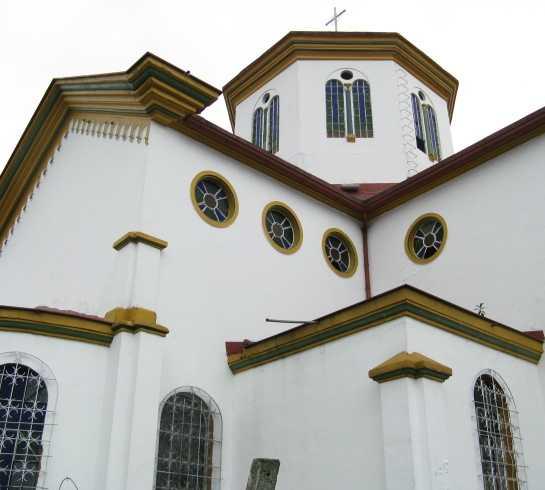 Iglesia en Parroquia Nuestra Señora del Rosario