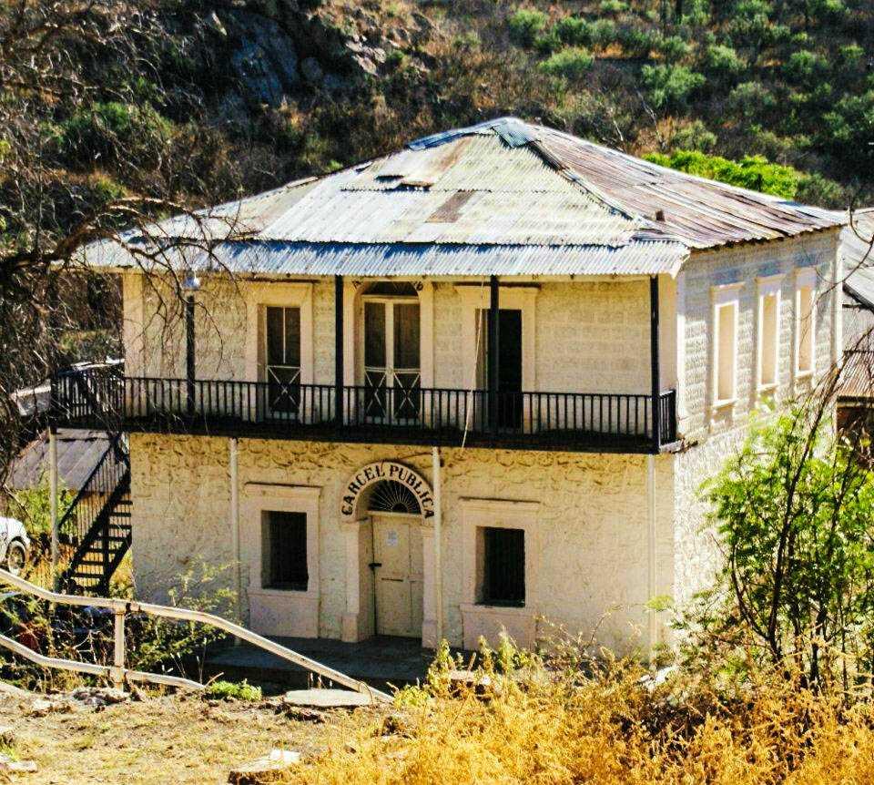Casa en Nacozari