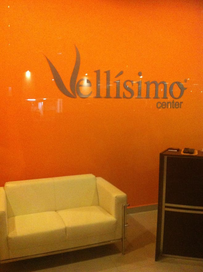Amarillo en Vellisimo Center Panama