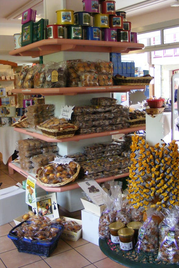 Delicatessen en Galletas de Pont Aven