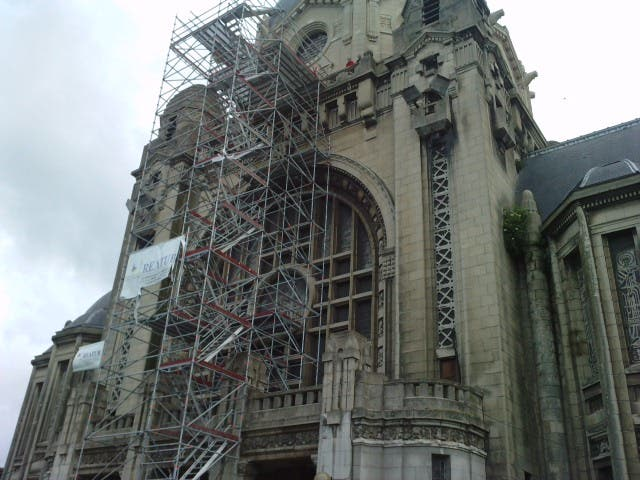 Cathedral in Hénin-Beaumont