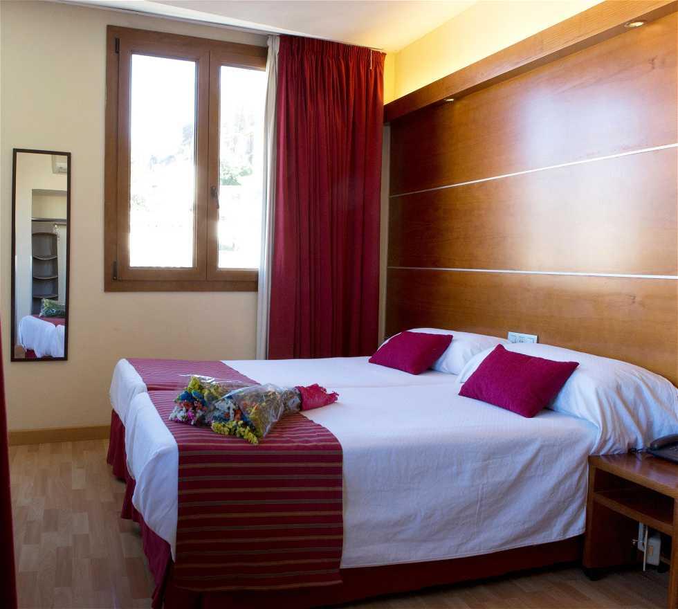Suite en Hotel Puerta de las Granadas