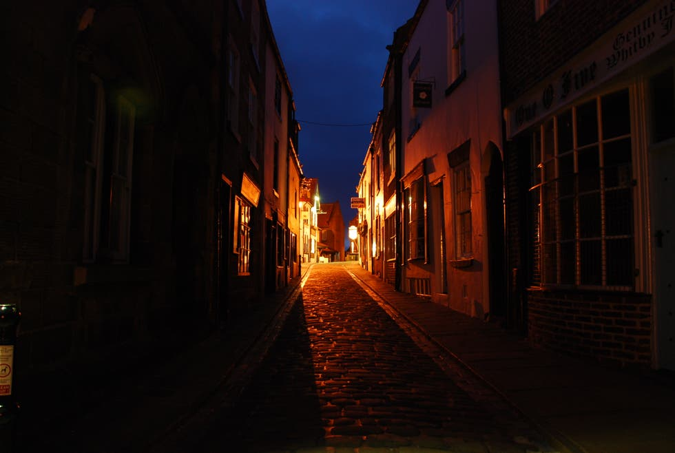 Night in Whitby