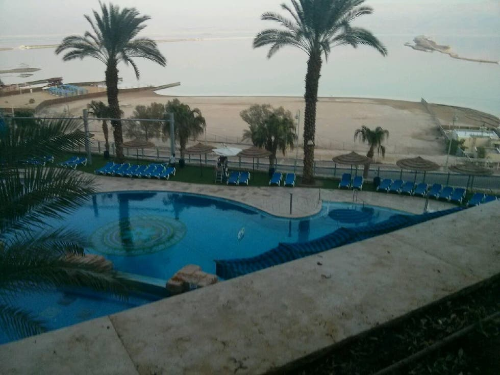 Vacation in Newe Zohar