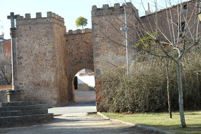 Fortification in Manzanera