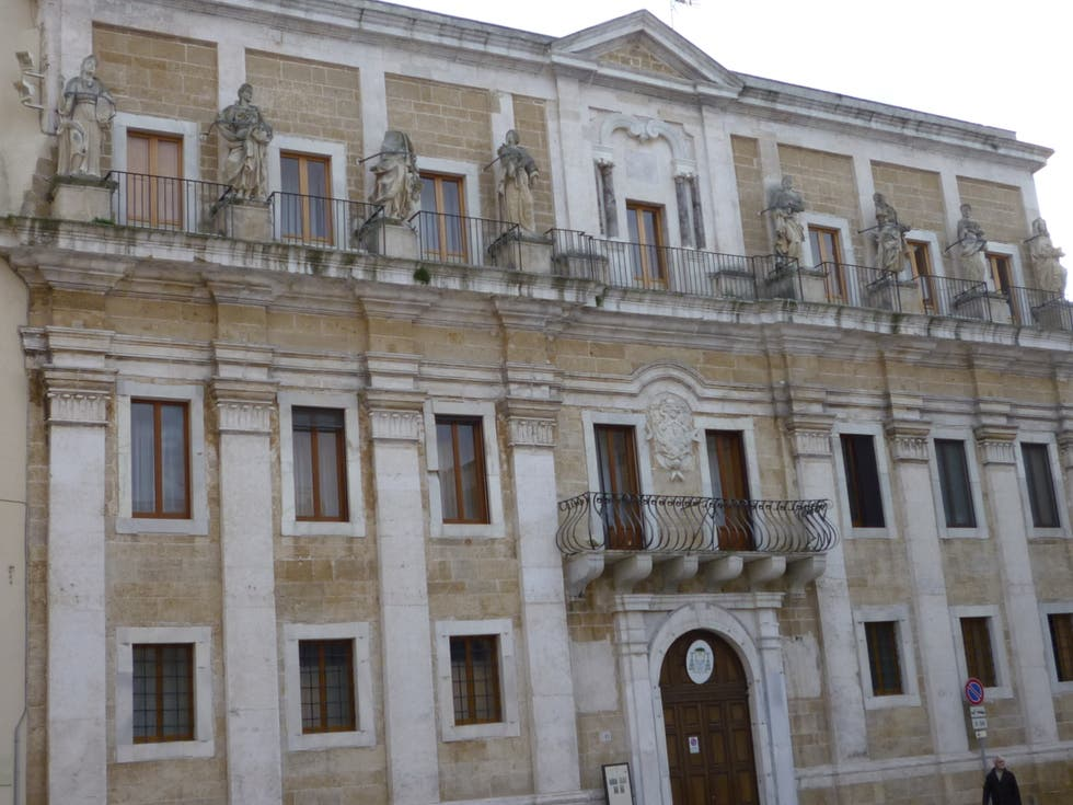 Palace in Brindisi