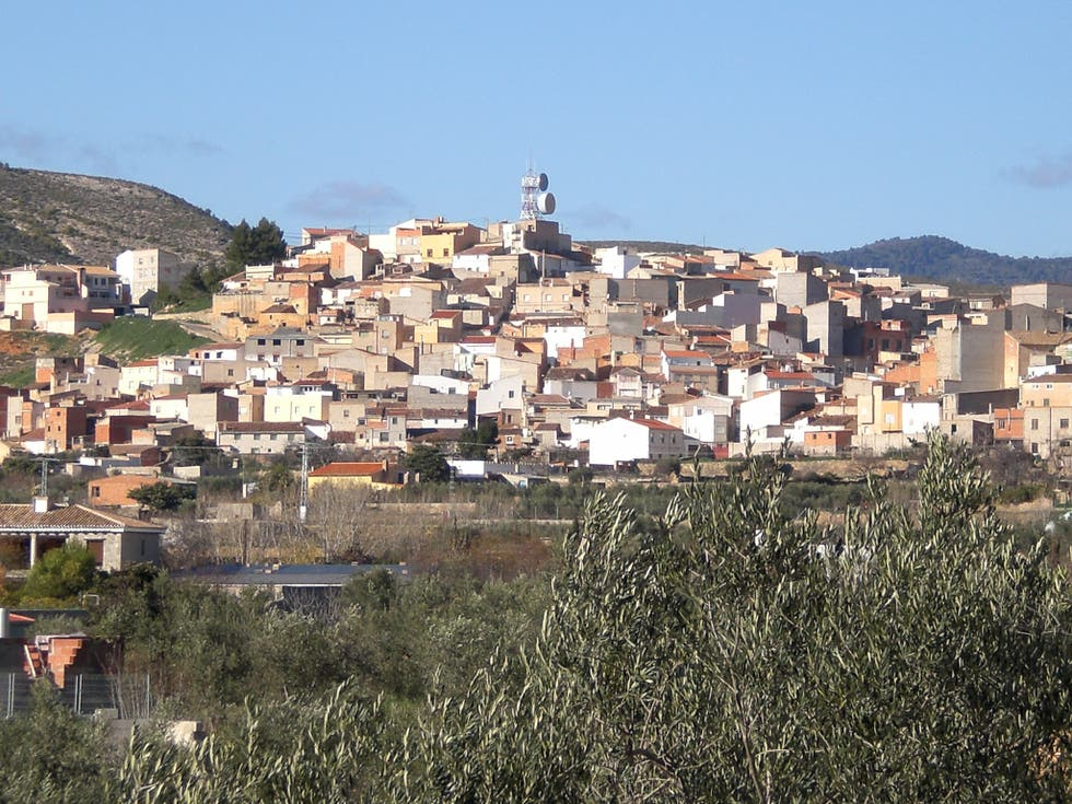 Village in Elche de la Sierra