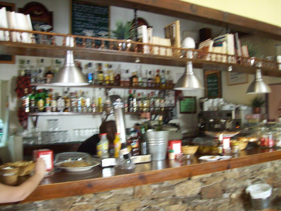 Delicatessen en Bar Restaurante La Hiruela