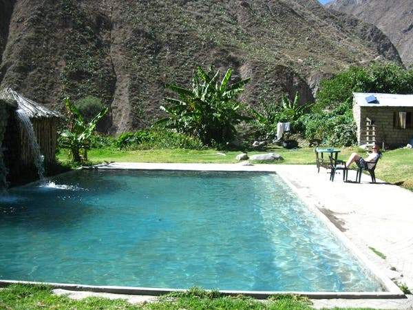 Swimming Pool in Cabanaconde