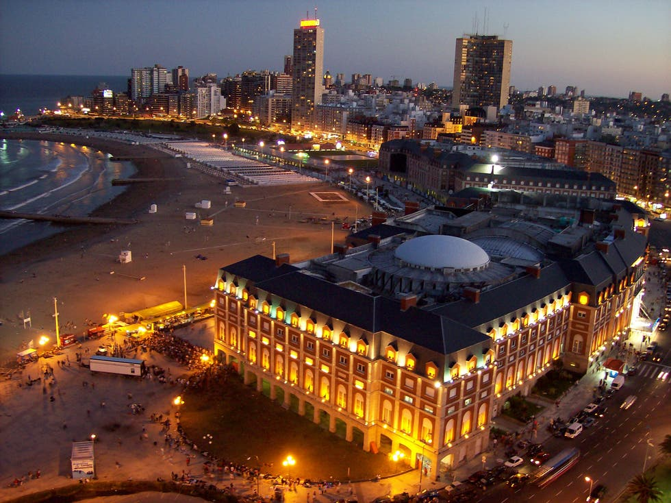 City in Mar del Plata