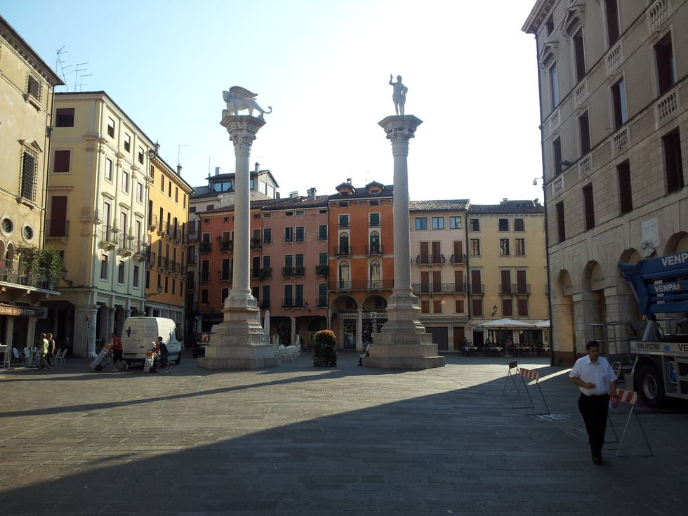 City in Vicenza