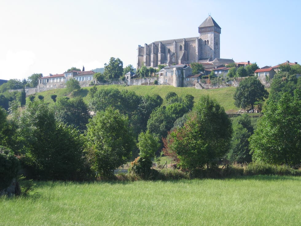 Estate in Saint-Bertrand-de-Comminges