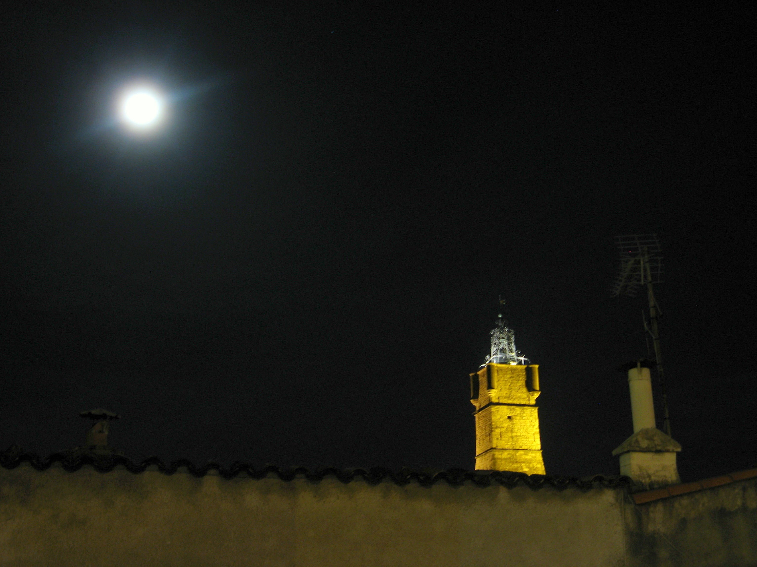Night in Draguignan
