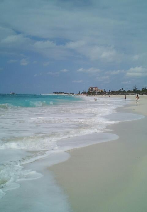 Beach in Turks and Caicos Islands