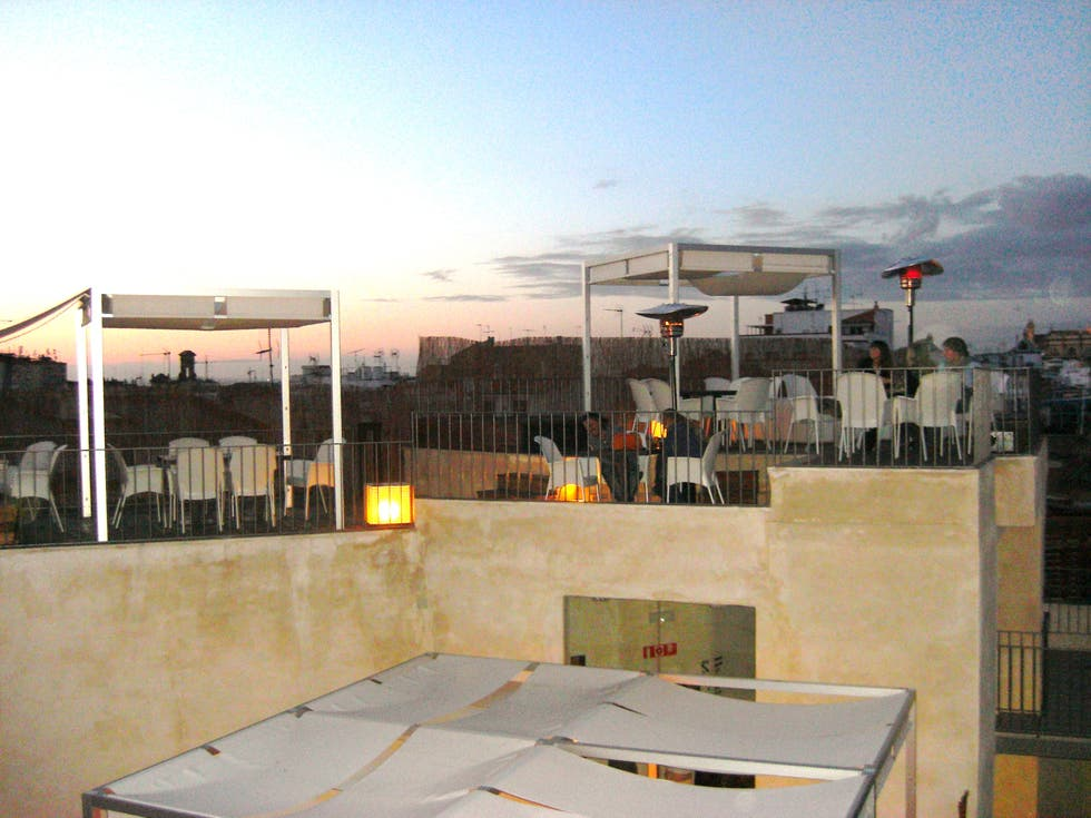 Photos Of Terrace Bar Of The Hotel Eme Images