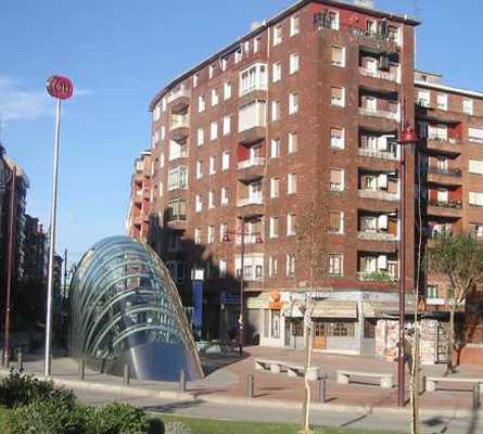 Barrio en Iglesias de Barakaldo