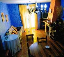 Sala en Casa Rural La Tahona