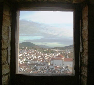 Mar en Castelo de Vide