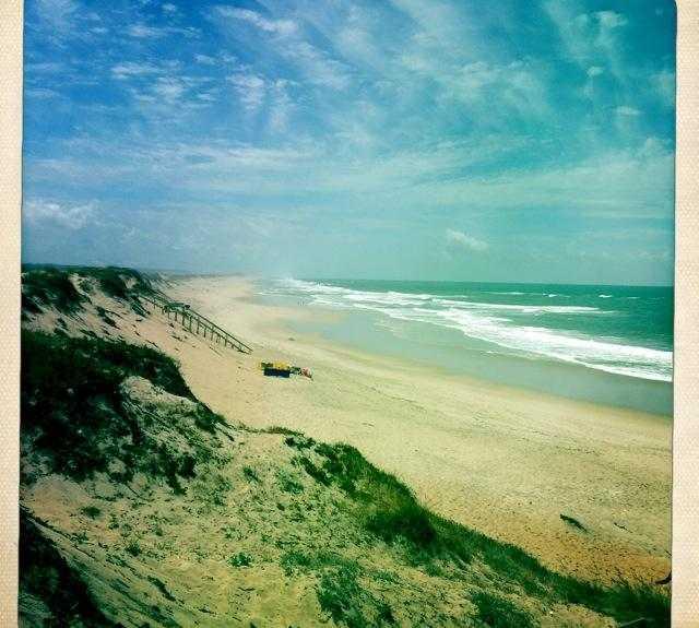 Playa de los surferos en Figueira da Fo