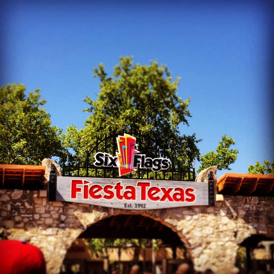 Finca en Six Flags Fiesta Texas