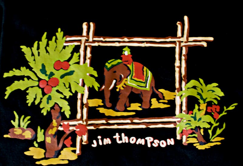 Portada del álbum en Casa de Jim Thompson