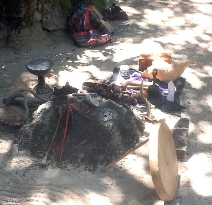 Manantiale a Temazcal Natura