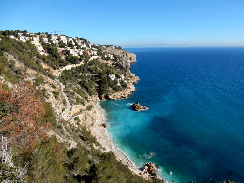 Aerial Photography in Javea