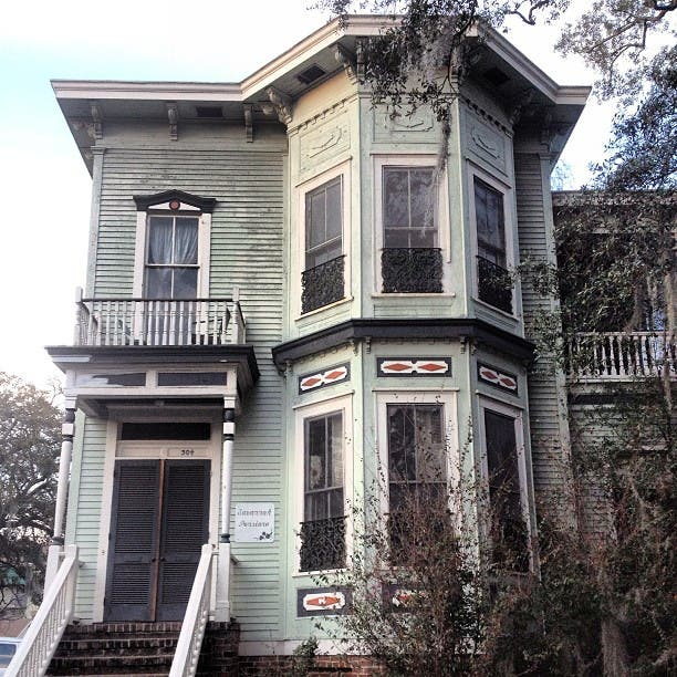 House in Savannah