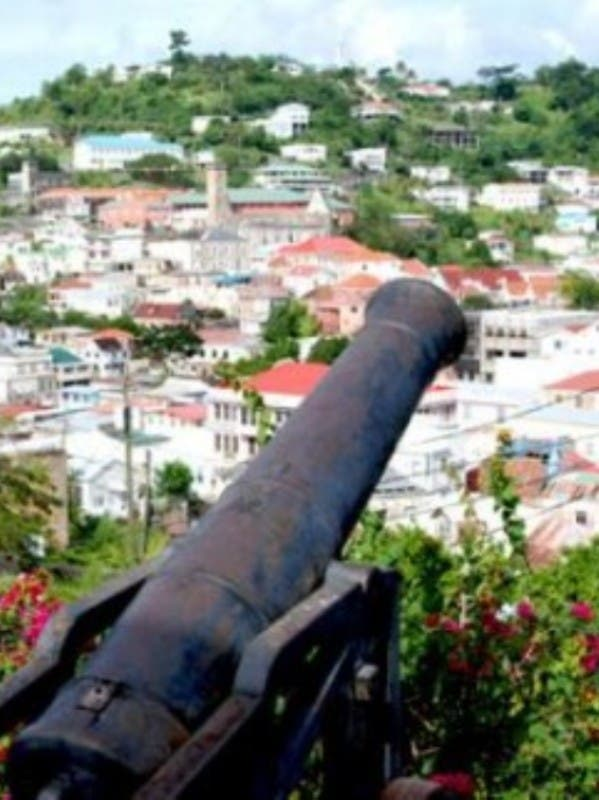 Pueblo en Fort George