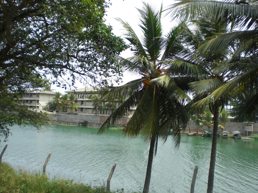 Water in Colombo