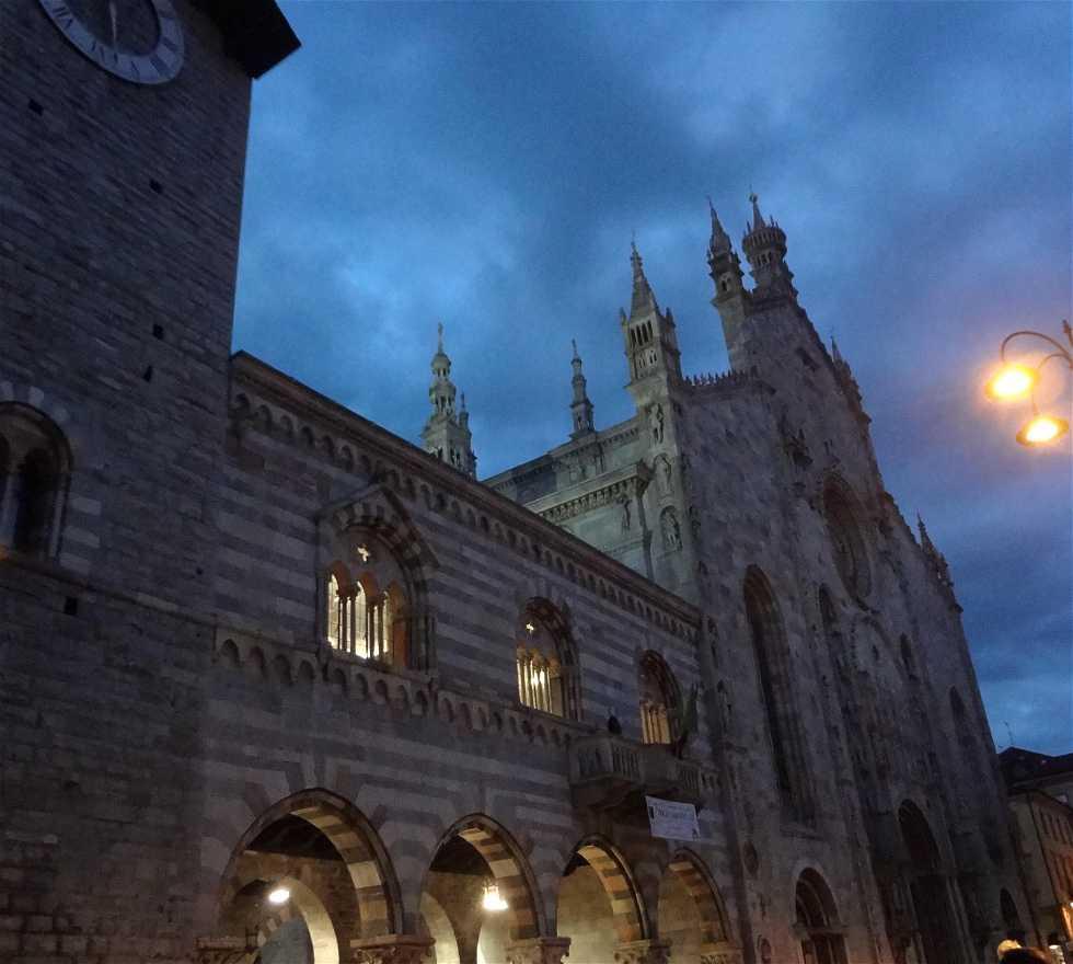 Noche en Como