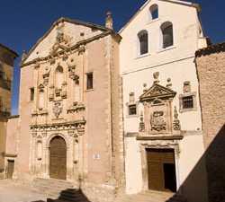 Edificio en Convento De Las Esclavas E Iglesia De La Merced
