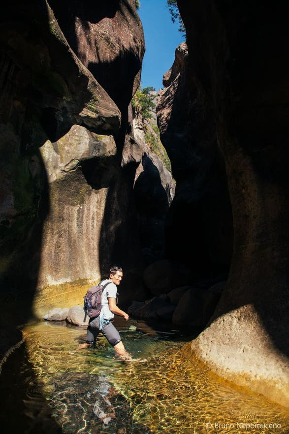 Cave in Tugela Mouth