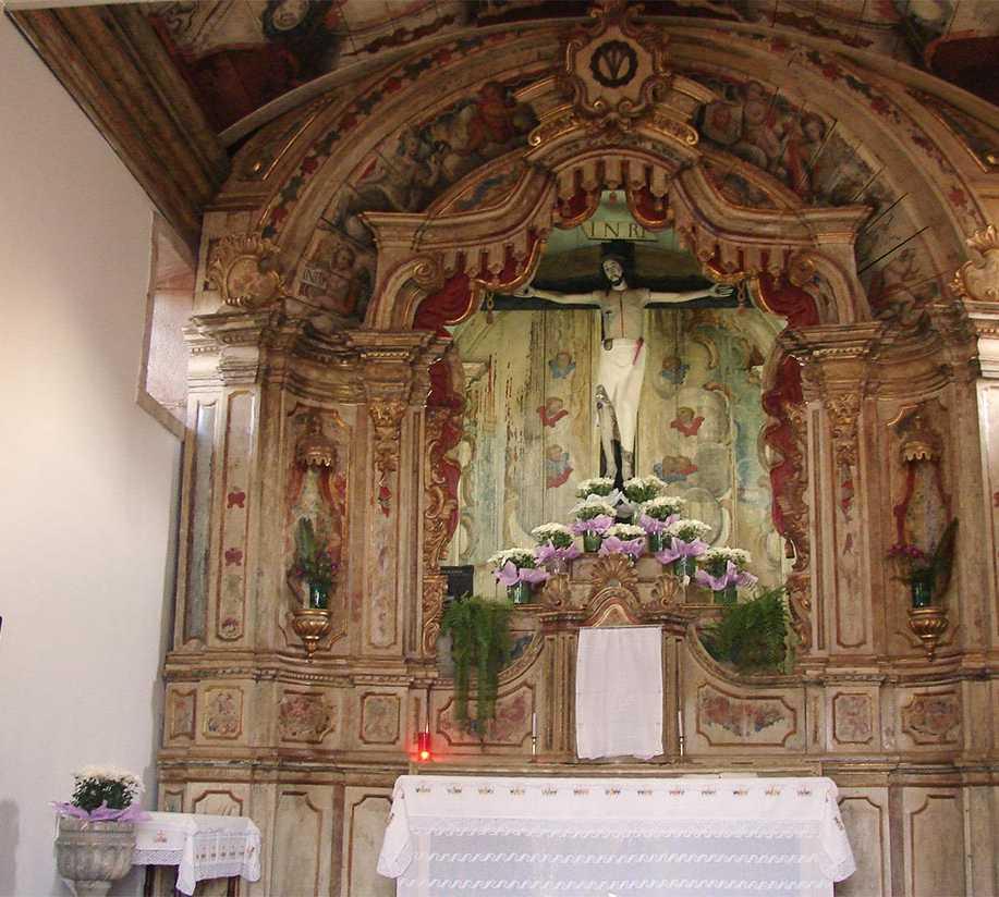 Basílica en Iglesia Bom Jesus do Matozinhos