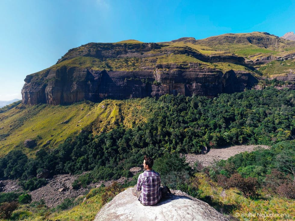 Wilderness in Tugela Mouth