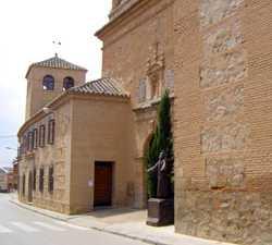 Monastère à Madridejos